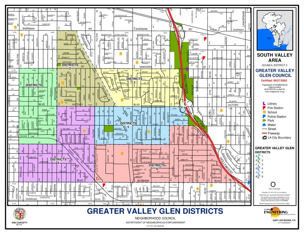 thumbnail of Greater-Valley-Glen-Neighborhood-Council-Map1