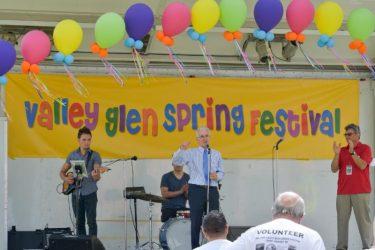 Valley Glen Spring Festival Brings Neighbors Together