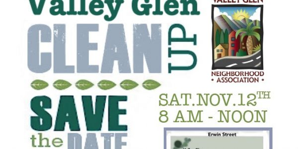 Valley Glen Clean-Up Day