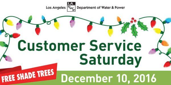 LADWP Customer Service Saturday