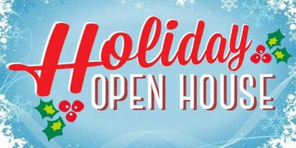 Holiday Open House and Food & Toy Drive
