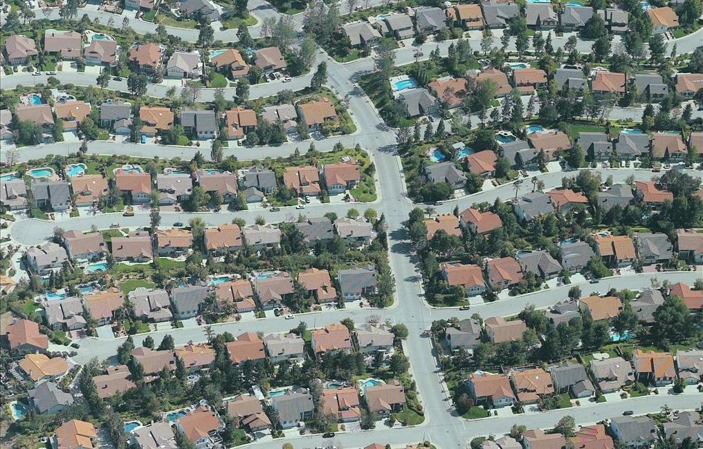 Sprawl-Loving Valley Now Embracing Dense Urbany Centers