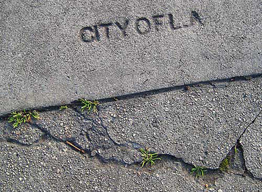 Stepping Up to Fix Sidewalks