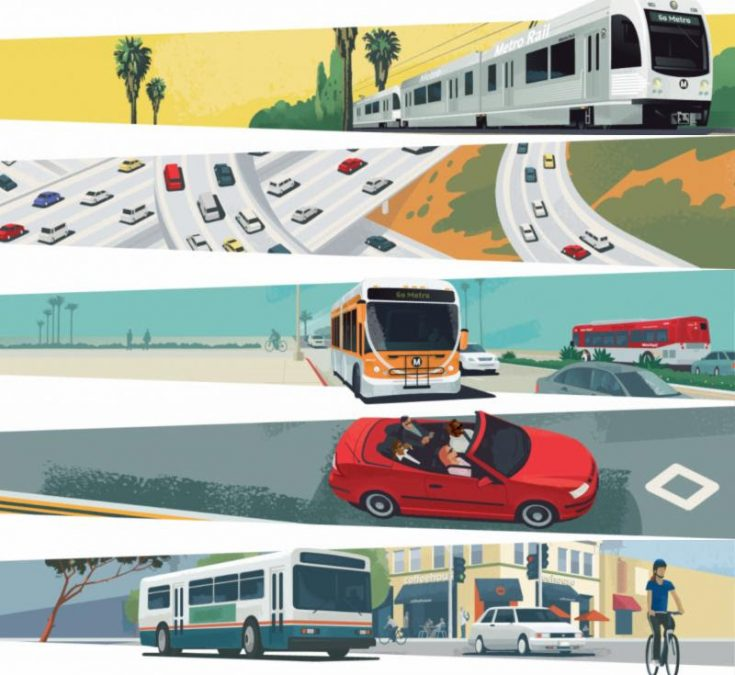 Transforming Transportation in Our Valley, by Councilmember Krekorian