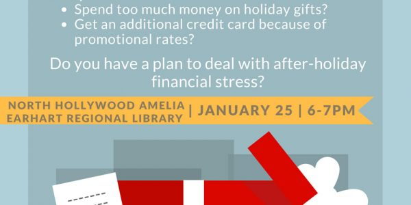 Financial Planning for After-Holiday Stress Workshop