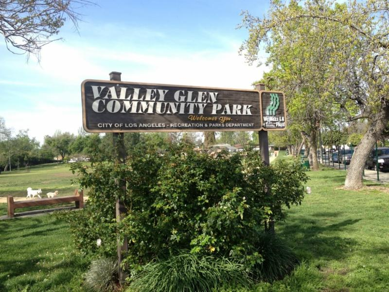 Valley Glen Community Park  Temporarily Closed for Upgrades
