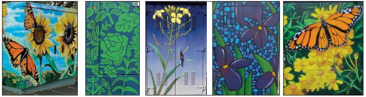 Submit Utility Box Art Project Proposals Today
