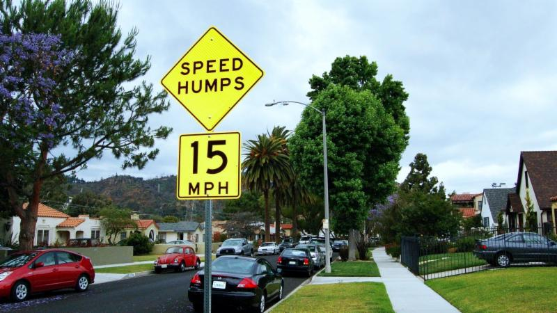 Speed Hump Application Window Opens February 15