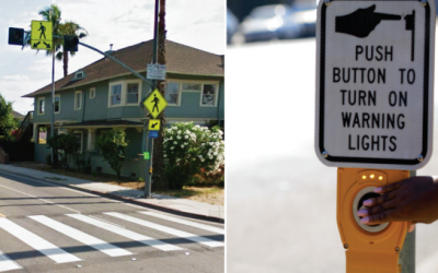 Flashing Beacons Planned for 2 Crosswalks in Valley Glen
