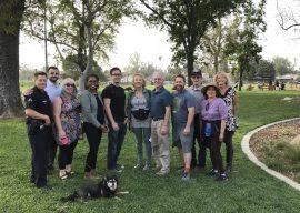 Krekorian explores Valley Glen with Neighbors
