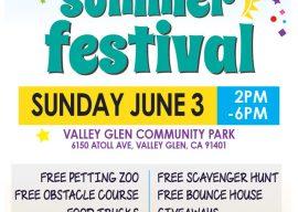 GVGC Hosts Summer Festival