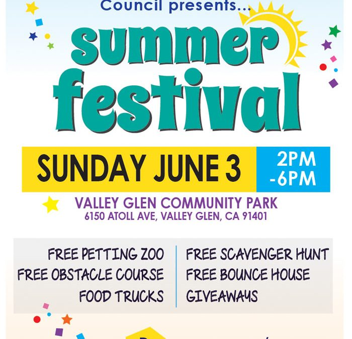 GVGC Hosts Summer Festival