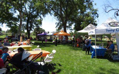 Valley Glen Neighbors Enjoy Summer Festival