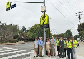 New Valley Glen Signal Protects Pedestrians