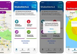 Get the ShakeAlertLA app