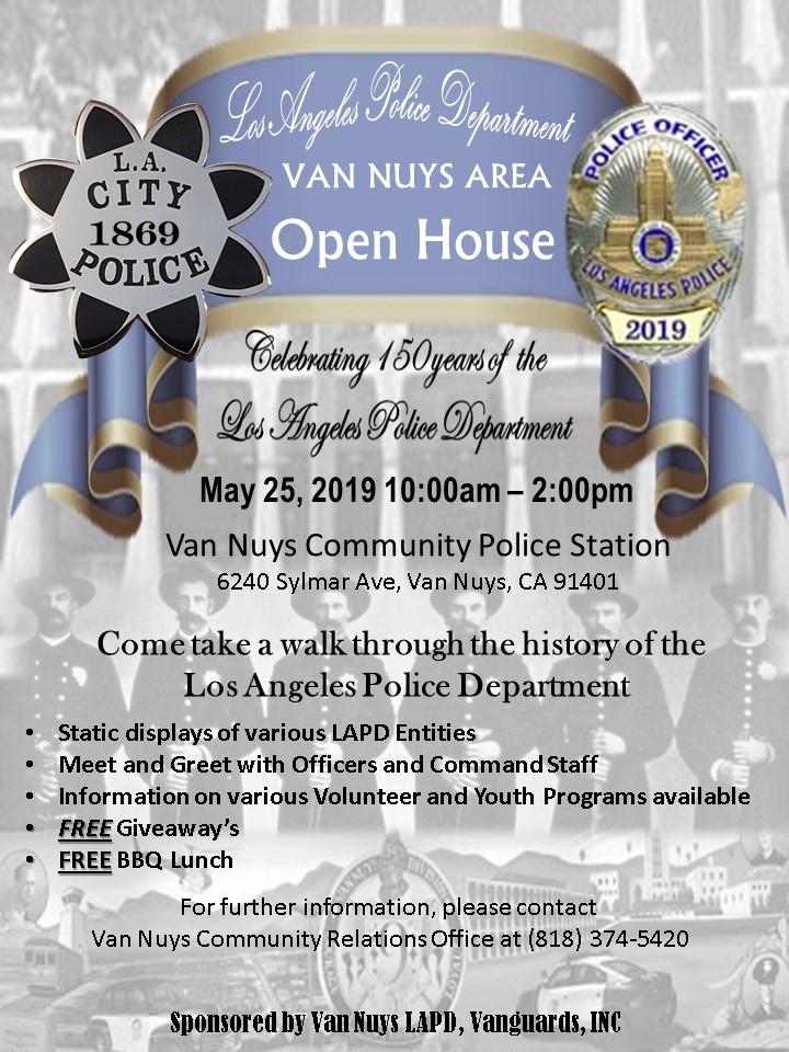 LAPD Open House