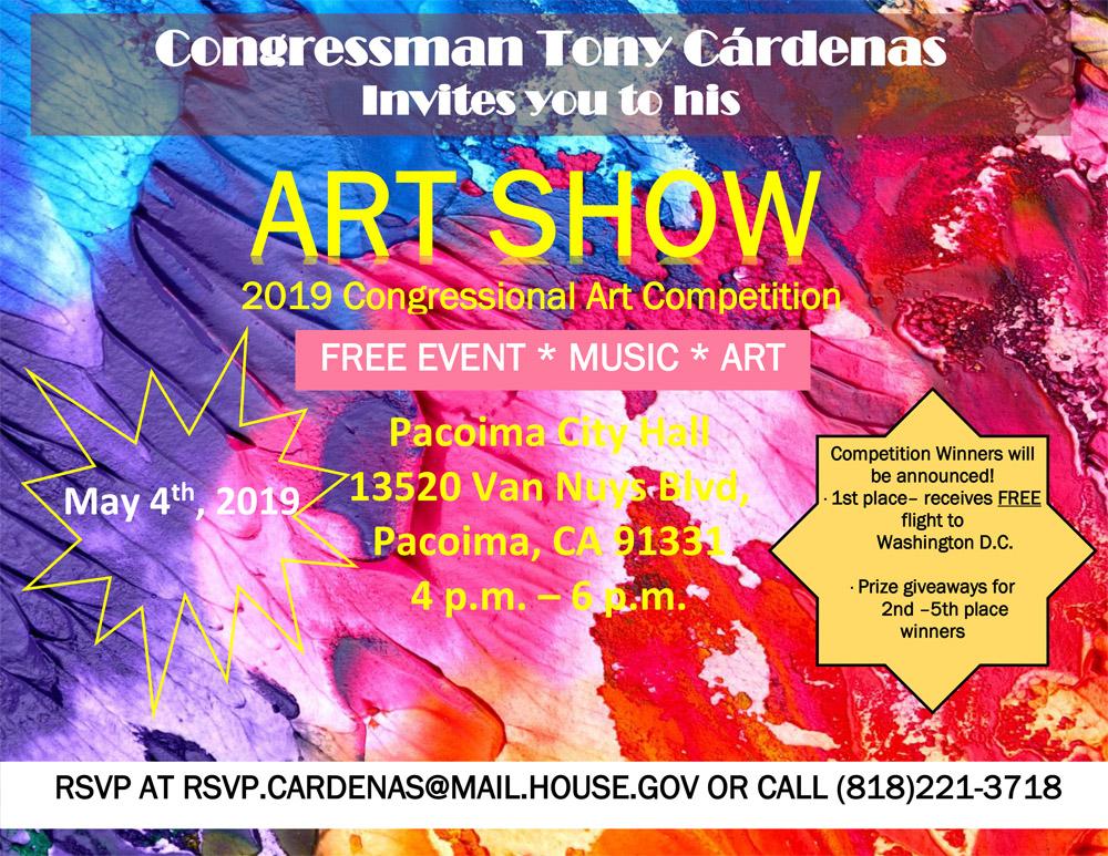 Congressional Art Show
