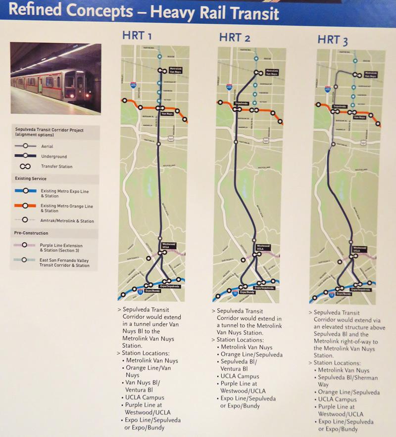 Sepulveda Transit Routes