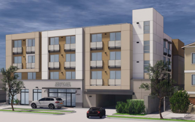 Permanent Supportive Housing planned for 14534-14536 Burbank