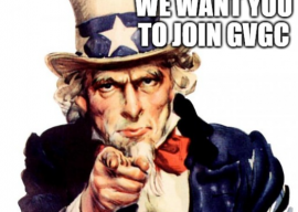 GVGC Wants You!