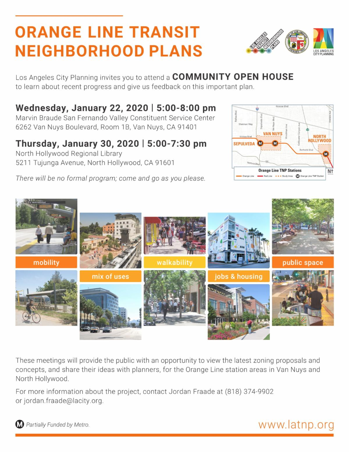 Orange Line Neighborhoods Meetings