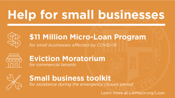 Help for small businesses