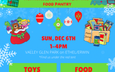 GVGC Hosts Annual Toy & Food Drive