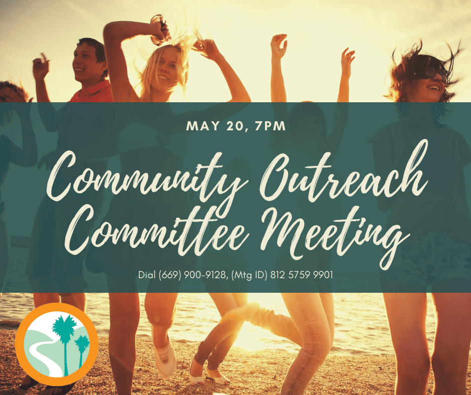 Community Outreach Committee Meeting May