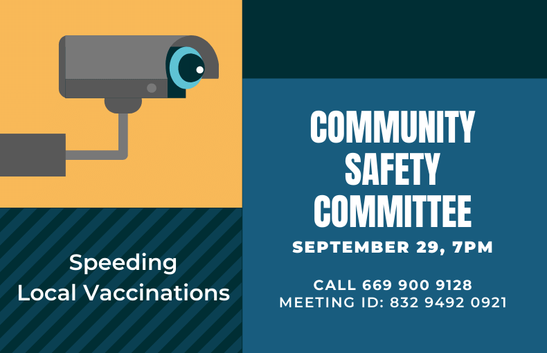 Community safety committee sep