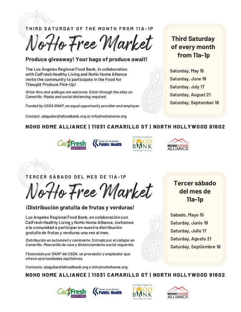 NoHo Free Market