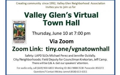 Valley Glen Town Hall