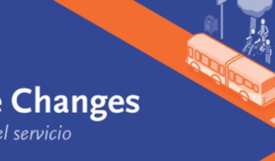Metro Service Changes