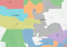 GVGC Opposes Redistricting Map Cutting Up Community